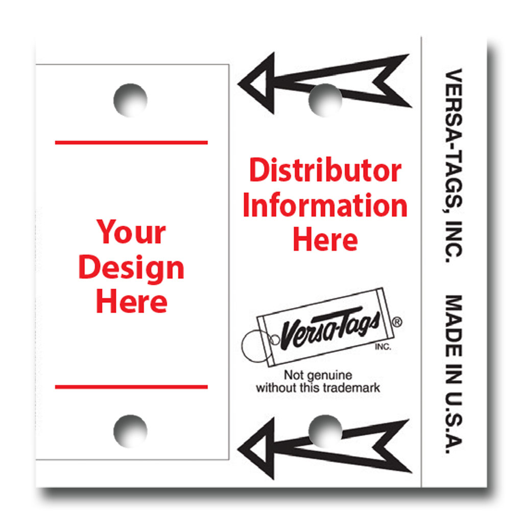 V T Design Your Own Versa Tags Key Tags Auto Dealer